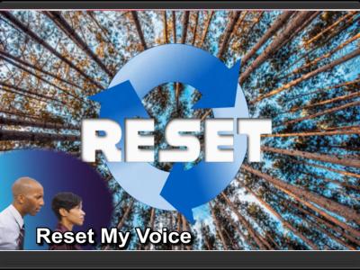 Part 3: Reset My Voice