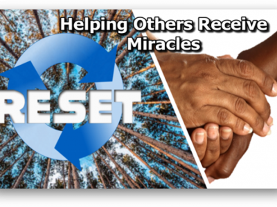 Part 4: My Hands - Helping Others Receive Miracles
