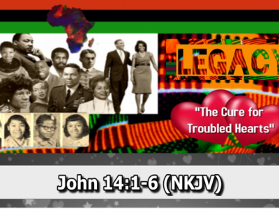 """Legacy - """"The cure for troubled hearts"""""""