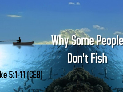 Why Some People Can't Catch Fish