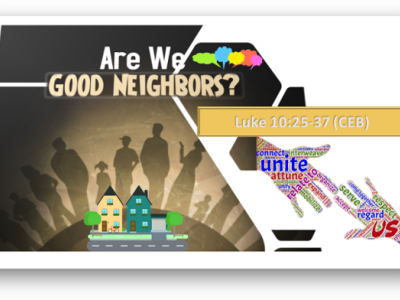 Are We Good Neighbors?