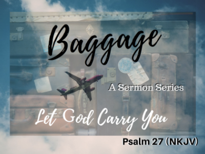 Part 1: Let God Carry You