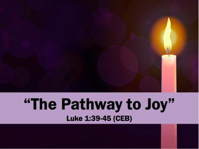The Pathway to Joy