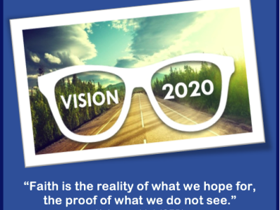 Vision 2020 - Part 2: The Power of Your Vision